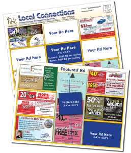 Ink Etc Marketing Local Connection Marketing Mailers